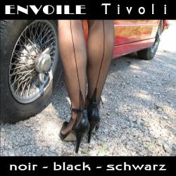 Envoile Tivoli noir