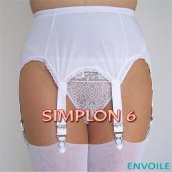 Envoile Simplon 6 Blanc
