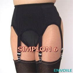 Envoile Simplon 6 Schwarz