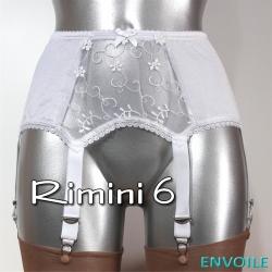 Envoile Rimini 6 blanc