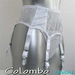 Envoile Colombo Blanc