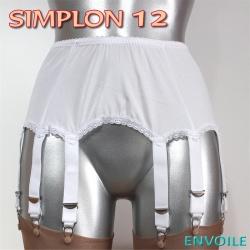 Envoile Simplon 12 White