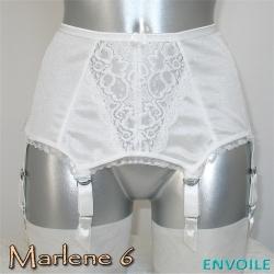 Cleopatra Marlene 6 White