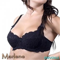 Cleopatra Marlene Bra Black