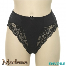 Cleopatra Marlene Briefs Black