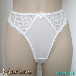 Cleopatra Marlene String White