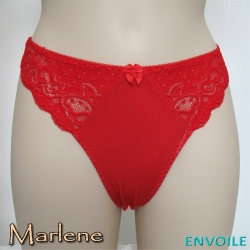 Cleopatra Marlene String Red