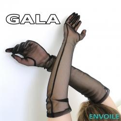 Envoile Gala Gloves Black