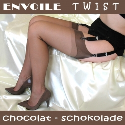 Envoile Twist Chocolate