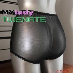 Envoile Twenate Slip Noir